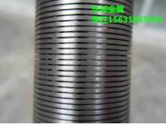 楔形濾管又名燭式過濾器-金屬絲網