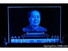 玻璃内雕厂家订做创意内雕玻璃水晶纪念品 水晶奖牌内雕加工批发
