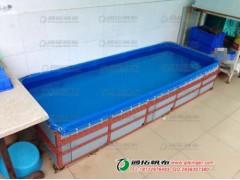 建阳台鱼池,推荐通拓PVC帆布鱼池