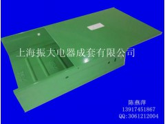 彩色钢制电缆桥架上海振大厂家直供