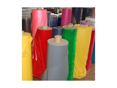 PVC彩色包裝薄膜