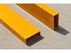 玻璃钢矩形管--山东一博报价合理,诚信经营,按需定制。