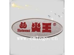 供应压铸烤炉铝标牌 喷漆沙底铭牌 丝印logo定制