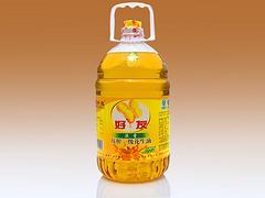 优惠的5公斤压榨一级花生油【供销】:皇冠品质花生油价格