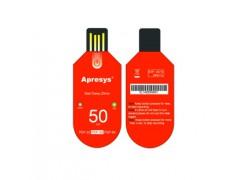 apresysPDF一次性温度记录仪