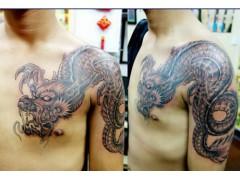 新疆好的彩绘刺青费用如何:一流的纹身刺青培训