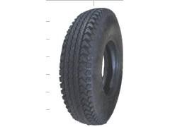 供应4.00-8混曲花纹农机轮胎