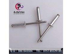 廠家直銷開口型抽芯鉚釘鋁質半鋼不銹鋼抽芯鉚釘國標型號現貨齊全
