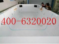 大型儿童游泳池价格范围|山东专业的可拼接移动豪华款亚克力大型拼接儿童游泳池供应商是哪家