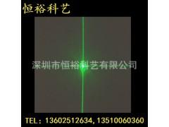 大小十字线激光灯头专用光斑形方框箭头定位激光光栅片