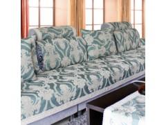 信誉好的沙发垫雪尼尔提花面料厂家_北京雪尼尔提花面料沙发垫