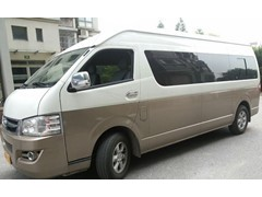 【丰田海狮租车】上海租车公司,上海班车租赁,机场接送
