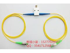 燦輝通信+手動機械式光衰減器+廠家供應