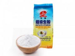 张瀚调味品高品质超级生粉供应 星级宾馆用生粉