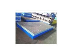 铸铁平台的用途和热处理过程
