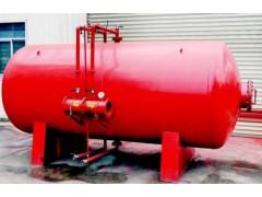供應壓力式比例混合裝置、移動式泡沫滅火裝置、泡沫消火栓箱