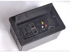 龍觀飛鑫滑蓋式桌面插座