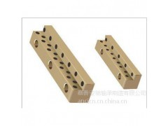 直線滑軌 自潤滑銅滑軌 耐磨滑塊 模具滑塊