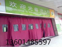 商场专用棉门帘批发厂家-无锡华港