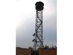 厂家供应森林防火瞭望塔设计制作安装