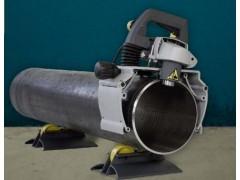 最轻便的外卡式管子坡口机 PB220E英国进口电动坡口机