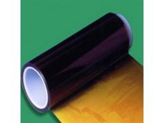 供应聚酰亚胺薄膜 黄金薄膜绝缘黄纸0.008~0.025mm