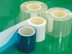 厂家热销 供应PET氟塑离型膜 单双面耐高温离型膜