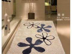 弹力丝卧室地毯 买地毯上哪好