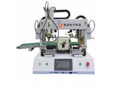 供应坚成电子单电批双轨道自动螺丝机BES-802A带自动移栽