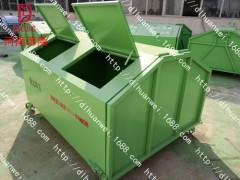 德隆直销DL-789移动式垃圾箱