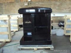 中国黑:新款山西黑墓碑全友石材供应