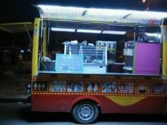 【冰雪圣巴】路邊攤也是一種文化,山東冰激凌車帶您實現致富夢想