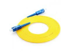 光纖連接線 SC-SC單模單芯光纖跳線 3米光纖線