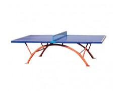 石家庄可移动可折式彩虹乒乓球台厂家热销