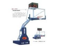 石家庄移动折叠篮球架厂家质量优质低价批发
