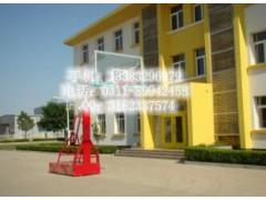咸宁学校户外篮球架品质高档篮球架子供应品质决定一切