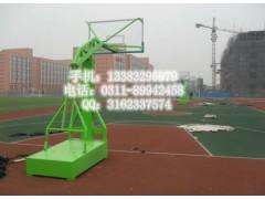 焦作箱式移动篮球架工厂,专业篮球架高质喷涂
