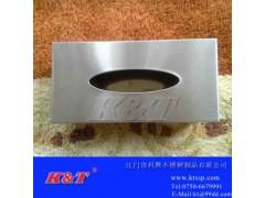 廠家促銷不銹鋼長方形紙巾盒/紙巾架/紙巾筒