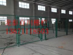 湖北專業生產護欄倉庫護欄隔離防護網框架護欄網廠家湖北龍泰百川