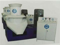HCY063生物質壓塊機