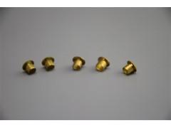 镀镍黄铜平头螺母 温州哪里有供应口碑好的扁圆头螺母