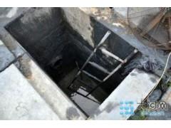 太倉專業清理工廠蓄水池