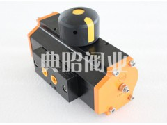 EB5.1SYD双作用气动执行器