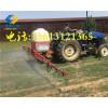拖拉机后悬挂打药装置 大型喷药机 玉米地麦子地打药机 自走式打药机