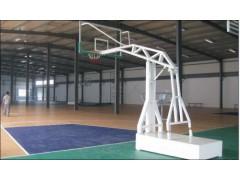 室内高档电动液压篮球架供应好品质历久弥新