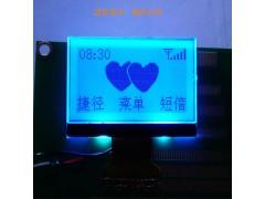 供应1.8寸单色LCD液晶显示屏