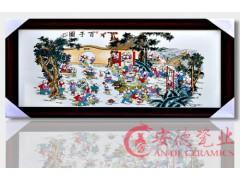 陶瓷壁畫 景德鎮陶瓷壁畫 手繪陶瓷壁畫