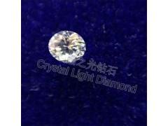 晶之光钻石长期供应hpht钻石白钻价格优惠大量出货