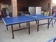 洛陽室內乒乓球案子生產廠家譽客戶共存一網打盡