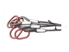 名聲好的鋼絲繩索具廠家:價格合理的廠家直銷鋼絲繩索具